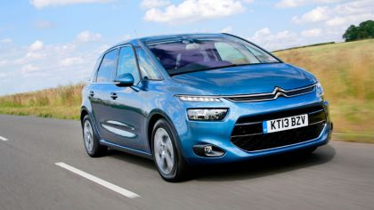 2013 Citroen C4 Picasso - UK version 1