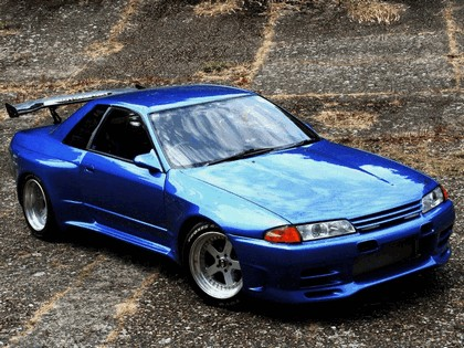 1990 Nissan GT-R ( R32 ) Evolution III GTR by Veilside 1