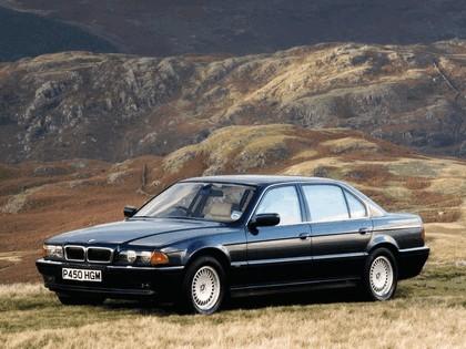 1994 BMW 750il ( E38 ) - UK version 2