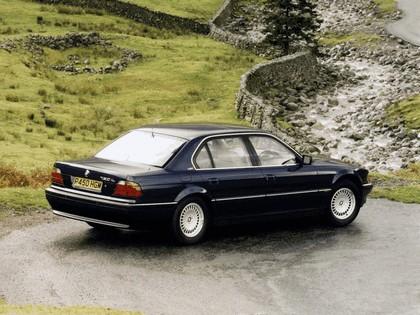 1994 BMW 750il ( E38 ) - UK version 3