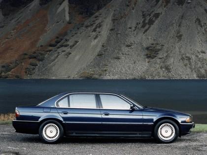 1994 BMW 750il ( E38 ) - UK version 4