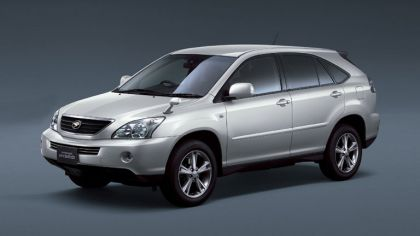 2005 Toyota Harrier Hybrid 8