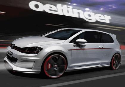 2013 Volkswagen Golf ( VII ) GTI by Oettinger 3