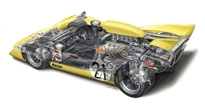 1969 Nissan R382 13