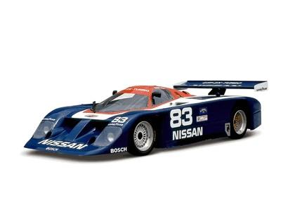 1985 Nissan GTP ZX-Turbo 1