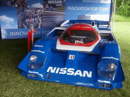 1985 Nissan GTP ZX-Turbo 9