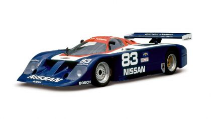 1985 Nissan GTP ZX-Turbo 5