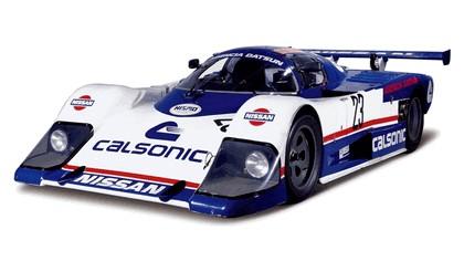 1986 Nissan R86V 1