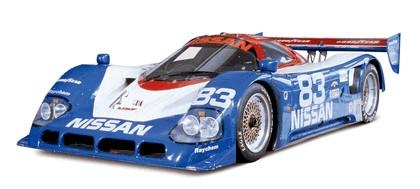 1989 Nissan R89C 1