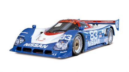 1989 Nissan R89C 6