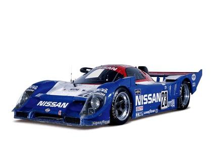 1991 Nissan R91CP 1