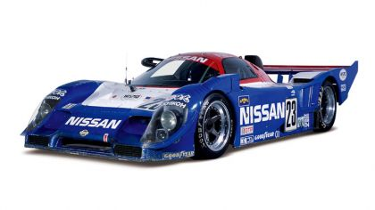 1991 Nissan R91CP 8