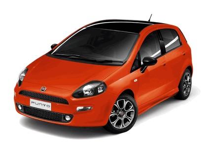 2013 Fiat Punto Sporting - UK version 1