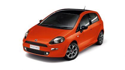 2013 Fiat Punto Sporting - UK version 5