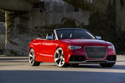 2013 Audi RS5 cabriolet - USA version 2
