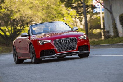 2013 Audi RS5 cabriolet - USA version 5