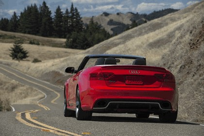 2013 Audi RS5 cabriolet - USA version 9
