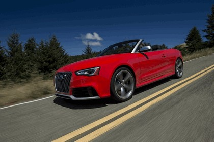 2013 Audi RS5 cabriolet - USA version 10