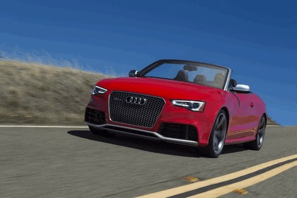 2013 Audi RS5 cabriolet - USA version 11