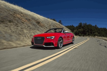 2013 Audi RS5 cabriolet - USA version 12