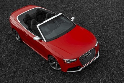 2013 Audi RS5 cabriolet - USA version 13
