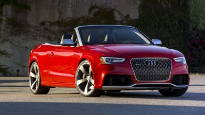 2013 Audi RS5 cabriolet - USA version 4