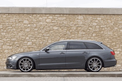 2013 Audi A6 ( 4G ) Avant by Senner Tuning 2