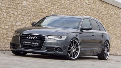 2013 Audi A6 ( 4G ) Avant by Senner Tuning 8
