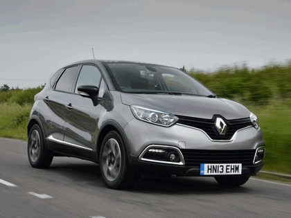 2013 Renault Captur - UK version 1