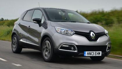 2013 Renault Captur - UK version 8