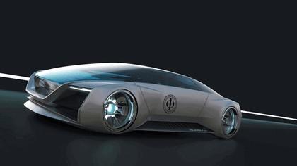2013 Audi Fleet Shuttle Quattro concept 1