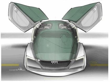 2013 Audi Fleet Shuttle Quattro concept 6