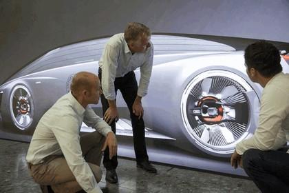 2013 Audi Fleet Shuttle Quattro concept 7
