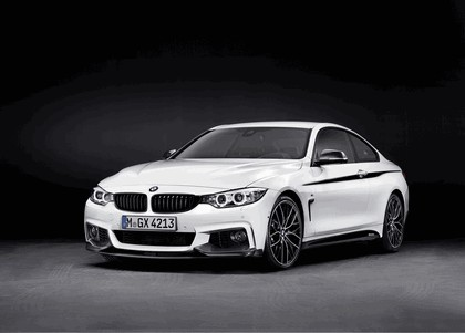 2013 BMW 4er ( F32 ) with M Performance Pack 1