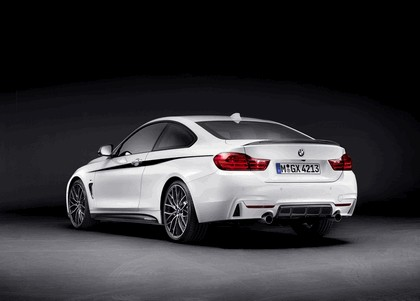 2013 BMW 4er ( F32 ) with M Performance Pack 3