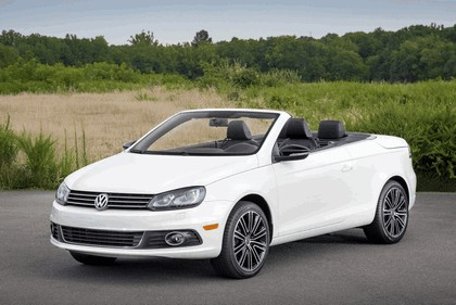 2014 Volkswagen EOS - USA version 1