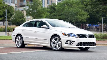 2014 Volkswagen CC R-Line - USA version 6