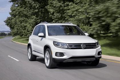 2014 Volkswagen Tiguan R-Line - USA version 1
