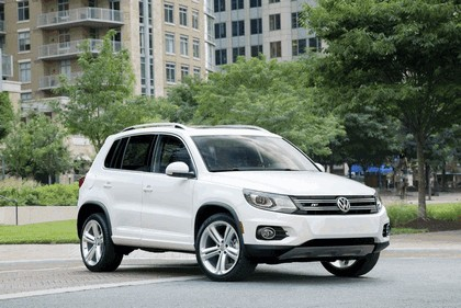 2014 Volkswagen Tiguan R-Line - USA version 5
