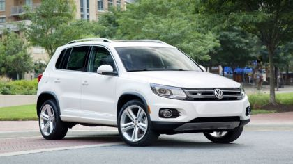 2014 Volkswagen Tiguan R-Line - USA version 6