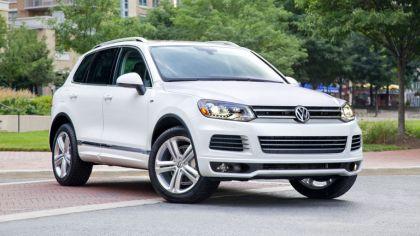 2014 Volkswagen Touareg V6 TDI R-Line - USA version 1