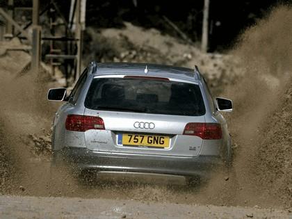 2006 Audi A6 Allroad 3.2 Quattro - UK version 2