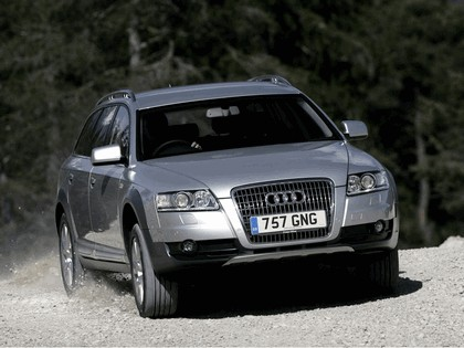 2006 Audi A6 Allroad 3.2 Quattro - UK version 3