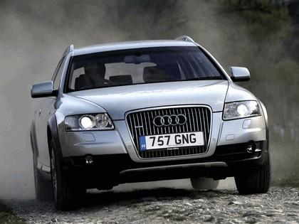 2006 Audi A6 Allroad 3.2 Quattro - UK version 4