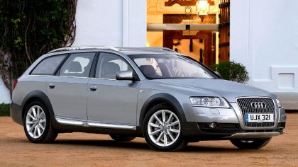 2006 Audi A6 Allroad 3.2 Quattro - UK version 7