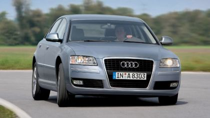 2007 Audi A8 ( D3 ) 2.8 FSI 4