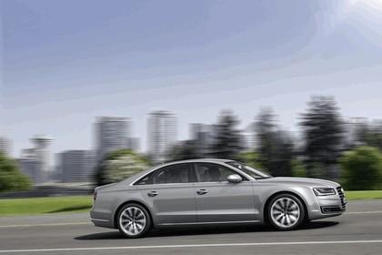 2013 Audi A8 ( D4 ) hybrid - USA version 2