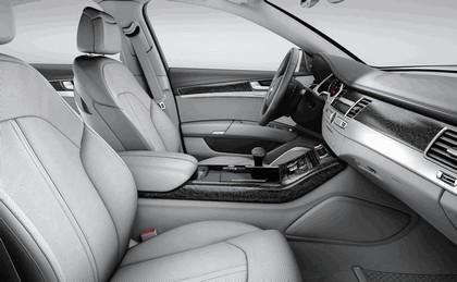 2013 Audi A8 ( D4 ) hybrid - USA version 4