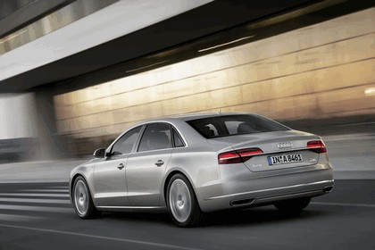 2013 Audi A8 ( D4 ) L W12 quattro - USA version 4