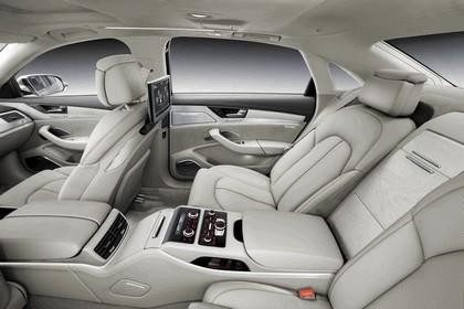 2013 Audi A8 ( D4 ) L W12 quattro - USA version 7